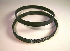 2 Pack Toothed Drive Belts Replacement for Rockwell RK7866 Belt/Disc Sander