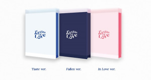 Twice - [Taste of Love] 10th Mini Album CD+Poster+Photobook+Pre-Order+Gift K-POP