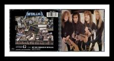 METALLICA THE $5.98 E.P. GARAGE DAYS 1987 MERCURY *ATOM-CENTER-PRESS* MEGADETH