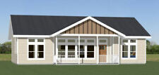 46x30 House -- 3 Bedroom 2 Bath -- PDF Floor Plan -- 1,338 sq ft -- Model 2C