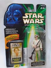 Star Wars POTF LUKE SKYWALKER Action Figure with Blaster Rifle/Electrobinoculars