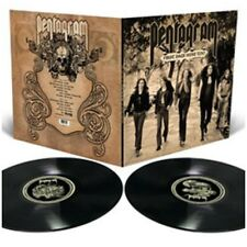 Pentagram - First Daze Here Too - New Black Vinyl LP