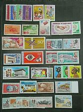 Upper Volta Collection 68 UM Sets. Cat £120.