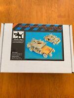 BLACK DOG 1:35 T35076 HUMVEE  special forces   conversion set  cat.n.
