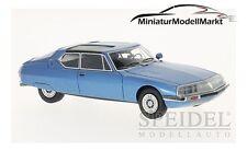 #47000 - Neo Citroen SM 1971 Espace by Heuliez - metallic-blau - 1971 - 1:43