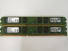 Kingston 16GB (2x8GB KTH9600C/8G) Kit PC3-12800 DDR3 1600Mhz Desktop Memory