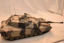 Franklin Mint Armour Scale 1/24 Scale Abrams M1A1 Tank