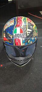 agv helmet k3