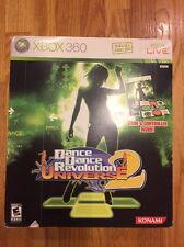 Pre-owned, Dance Dance Revolution Universe 2 Controller Pad Xbox 360 No Game