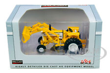 MINNEAPOLIS MOLINE G940 WF TRACTOR W/LOADER YELLOW 1/64 DIECAST SPECCAST SCT700