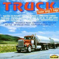 Trucker Songs 7 (1991) Tom Astor, Nashville Music Company, Kactus, Ralf P.. [CD]