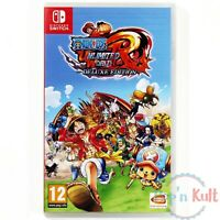 Jeu One Piece : Unlimited World Red Deluxe Edition Nintendo Switch NEUF Blister