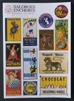 Catalogue vente enchères 2020 plaque émaillée publicitaire enamel sign catalog