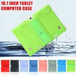 Universal Shockproof Silicone Stand Case Cover for 10.1Inch Android Tablet PC