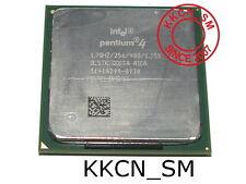 OEM CPU Pentium 4 IV P4 1.7GHz 256KBytes L2 400MHz bus, 478 PGA SL5TK