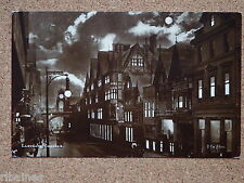 R&L Postcard: Eastgate Chester, Delittle Fenwick, Moon Moonlight View