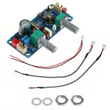 DC 9-32V Single Low Power Pass Pre-AMP Filter Bass Subwoofer Amplifier Board