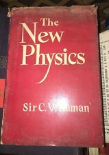 The New Physics-1951-Sir C. V. Raman- H/C D/J