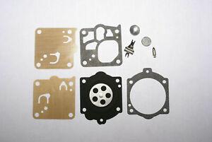 fits Walbro K10-WJ TS400 Carburettor Repair Kit Carb diaphragm gasket kit STIHL