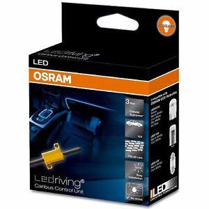 PGJ19-2 SILVERSTAR 2.0 LEDCBCTRL101 PUEDE TRANSPORTAR LED ERROR NO OSRAM H11