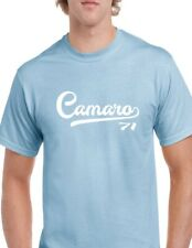 Camaro 71 Script Tail Shirt - 1971 Classic Muscle Race Car - All Size & Colors -