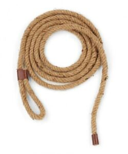 """98.5"""" Long Rope Cowboy Lasso Whip Wild West Western Costume Accessory Toy"""