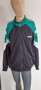 Retro Vintage 90s Adidas Tracksuit Jacket XL Extra Large
