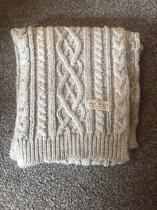 Jack Wills Mens Knitted Scarf