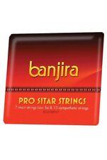 banjira Sitar String Set Pro Heavy - 7 strings Sitar for Professional -BJSSTRPH7