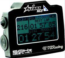 CRONOMETRO GPS PZRACING START NEXT 50Hz MOTO AUTO RETROILLUMINATO TOUCH SCREEN