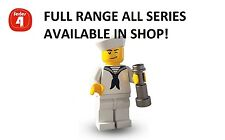 Lego minifigures sailor series 4 (8804) unopened new factory sealed