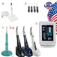 Dental Obturation System Endo Heated Pen+Endo Motor+Apex Locator+Tip +Gum Cutter