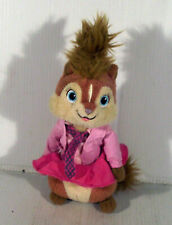 """6"""" TY BEANIES BRITTANY SOFT TOY PLUSH ALVIN AND THE CHIPMUNKS CHIPETTES"""