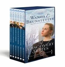 Set of 6 SC Wanda E. Brunstetter The Discovery Series A Lancaster County Saga