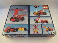 Lego Universal Building Set Gears - 810 Gear Truck Set