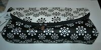 Disney Mickey Mouse Black & White Clutch Bag/Purse *See Pictures 4 Actual Size*