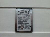 HGST 500GB HDD 2,5 Zoll Z5K500-500 Sata Laptop Festplatte HTS545050A7E380