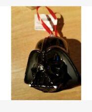 Star Wars Darth Vader Glass Ornament New