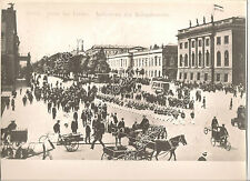 Unter den Linden / Berlin - old photo reproduction from collection VTG LOT#3