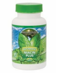 Ultimate Niacin Plus - 60 tablets