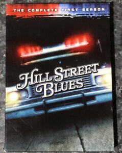 HILL STREET BLUES - SEASON ONE (DVD REGION 1)
