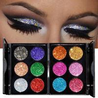 Shimmer Glitter Eye Shadow Powder Palette Matte Eyeshadow Cosmetic Makeup