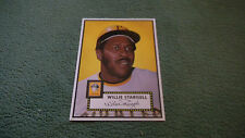 2015 Topps Limited Gold Edition 10x14 Willie Stargell 1952 Tribute Wall Art 1/1