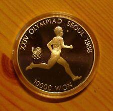 KOREA - 10000 WON - 1986 - PP - OLYMPIADE IN SEOUL 1988 !!