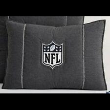 NEW Pottery Barn PB Teen NFL Brights Standard Sham NFL Logo