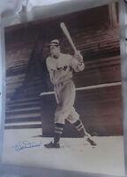 Boston Red Sox BOBBY DOERR Signed 8x10 Photo