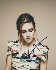 Kristen Stewart authentic signed autographed 8x10 photograph holo COA