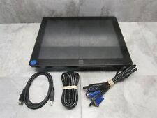 "Elo 15"" POS Retail Touchscreen Display LCD Monitor ET1517L E829550 w/ VGA"