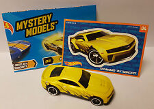 Hot Wheels 2016 Mystery Models `12 Camaro ZL1 Concept