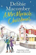 A Mme Miracle Noël : A Christmas Roman Par Macomber, Debbie, Très Bon Used B